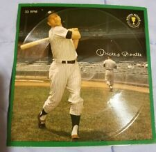 1962 New York Yankees Mickey Mantle Story Auravision VARIANT Test Record RARE