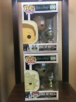 Space Suit Rick And Morty Funko Pop