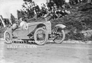 Steyr factory racer Minoia 1923Targa Florio photo photograph