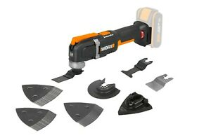 WORX WX696.9 18V (20V MAX) Sonicrafter Oscillating Multi Tool - BODY ONLY