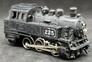 Arnold Rapido N Scale: Series 2 0-6-0 Steam Switcher Locomotive W GERMAN VINTAGE