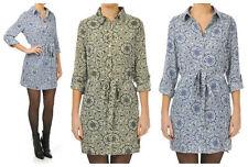 Polyester Shirt Dresses for Women