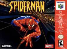 Spider-Man N64 Great Condition Fast Shipping