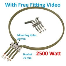 WHITE KNIGHT CL427CV CL427OGV CL427SV CL427WV Tumble Dryer Element 2500W + video
