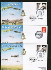 3 x Classic Fighters Aircraft Covers