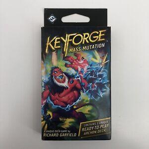 Mass Mutation Archon Deck: KeyForge