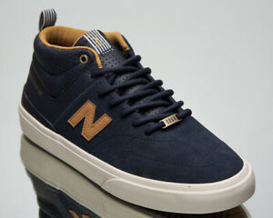 New Balance Numeric 379 Mid Men's Navy Brown Lifestyle Shoes Casual Sneakers
