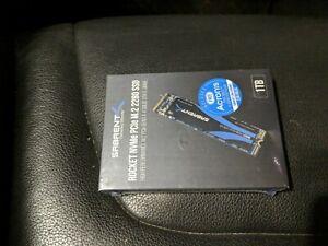 Sabrent 1 TB,Internal (SBROCKET1TB) Solid State Drive