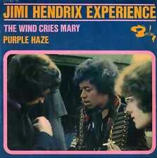 "JIMI HENDRIX EXPERIENCE ""PURPLE HAZE"" ORIG FR EP 1967"