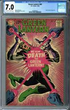 Green Lantern #64 CGC 7.0