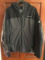 Eddie Bauer Women's BC Igniter Winter Jacket Black XL NEW