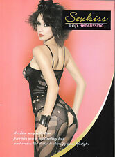 Catsuit Bodystocking Hot Intimo Cavallo Aperto Sexy Lingerie Donna Travestimento