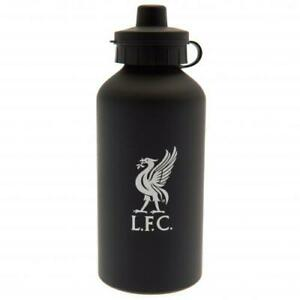 Liverpool FC Aluminium Drinks Bottle - Football Gift Water Bottle 500ml LFC