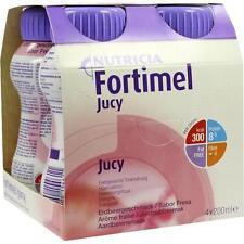 FORTIMEL Jucy Erdbeergeschmack 4X200ml PZN 1125011
