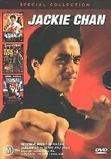 Jackie Chan 3 x DVD Box Set Rumble in the Bronx / Accidental Spy / Shanghai New!