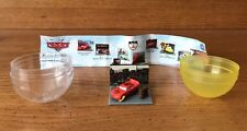 Tomy Yujin Disney Mini Lightning McQueen Impound Lot Figure Collection Series 1