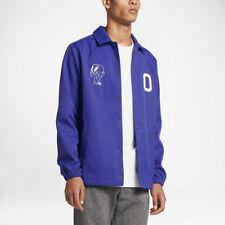 Nike Air Jordan 11 XI Retro Space Jam Jacket Concord White 819119-482 Men's Sz L