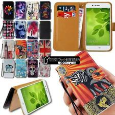 For Various Huawei SmartPhones Leather Smart Stand Wallet Case Cover