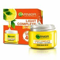 Garnier Skin Naturals Light Complete Serum Cream SPF 40 PA+++ | 45 Gram