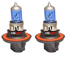 H13 9008 100W Headlight High Low Beam Xenon Super White Replace Halogen Bulb A25
