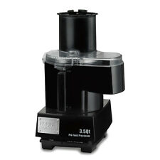 WARING 3.5 QUART FOOD PROCESSOR CONTINUOUS FEED WITH BATCH BOWL - WFP14SC