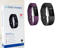 Fitbit Charge HR 2 Heart Rate And Activity Tracker All Sizes Availabe