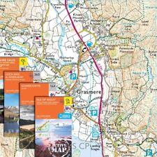 1:25,000 OS Ordnance Survey Explorer UK Maps - Digital, work with Memory Map