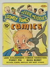 Looney Tunes and Merrie Melodies #2 VG- 3.5 1941