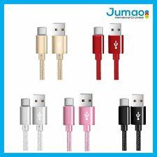 Câble de charge USB TYPE-C Argent 1 mètre chargeur rapide Pour mobile Nokia 7