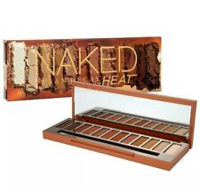 Authentic NIB Urban Decay Naked Heat 12 colors Eyeshadow Palette (Sealed box)