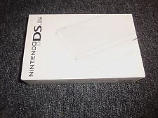 Vintage 2007 Nintendo DS Lite White Console Box ONLY