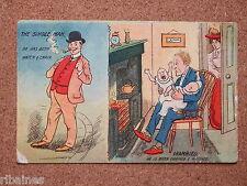 R&L Postcard: The Single Man, The Married Man, Babys, P.B Harlesden
