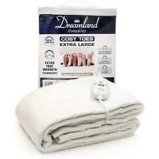 Dreamland Starlight Cosy Toes Electric Thermal Heated Underblanket, XL King Size