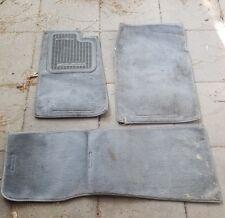 Genuine Set of OEM Floor Carpets / Floor Mats for Jaguar XJ6, XJ12  Van Den Plas