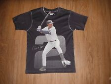 New York Yankees Derek Jeter #2 THREE60 Gear Youth Small Jersey Short Sleeve!!