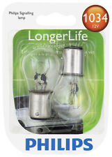 Turn Signal Light Bulb-LongerLife - Twin Blister Pack Philips 1034LLB2