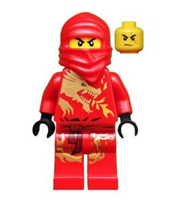 Lego Kai DX 2507 2254 2518 Dragon eXtreme Suit Ninjago Minifigure