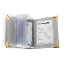 Polaroid Photo Album for 2x3 Zink Paper (snap Zip Z2300) - Grey