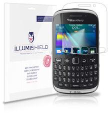 iLLumiShield Anti-Bubble Screen Protector 3x for BlackBerry Curve 9315 9320