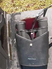 Pentax 7x50 Field 7.1 Model no.593 Binoculars cased, Excellent optics