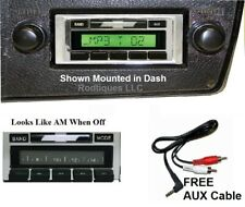 1973 1986 Chevy Truck Radio With Free Aux Cable Included Stereo 230
