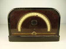 Antikes Röhrenradio Siemens & Halske Metall Gehäuse um 1930