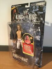 MOC WWE King Of The Ring 2001 Limited Edition Edge Jakks Pacific
