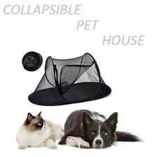 Portable Cat & DOG Pet Dome Collapsible Shading Tent Outdoor Foldable Pet House