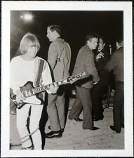 THE ROLLING STONES POSTER PAGE . 1965 BRIAN JONES WALDBUHNE BERLIN CONCERT .I107