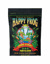 Foxfarm Happy Frog Jump Start Organic Fertilizer 4 Lb.