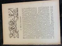 m17b7 ephemera 1920s short story a tiff in fairyland marian g johnstone