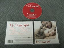 P S I live you soundtrack - CD Compact Disc