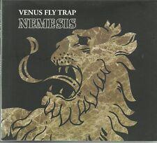 VENUS FLY TRAP-NEMESIS CD(BIG BLUE)SIGNED/LIMITED+BADGE