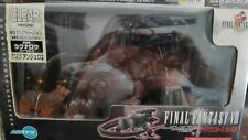 Final Fantasy VIII ArtFX Guardian fuerza Cerberus Figura De Acción KOTOBUKIYA